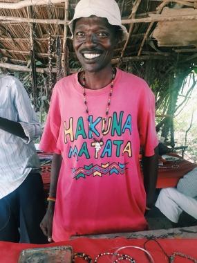 """Diani Vibe - """"Hakuna Matata"""""""