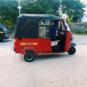 TukTuk or Bajaji
