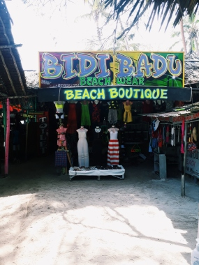Bidi Badu Beach Bar & Restaurant