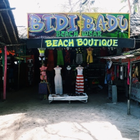 Bidi Badu Beach Bar & Restaurant