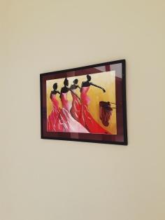 Art at the MPESA Foundation Academy, Thika